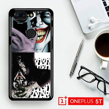 The Joker The Killing Joke Case - Batman V0160  OnePLus 5T / One Plus 5T Case