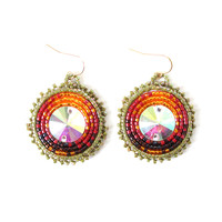 Radiance Earrings, small
