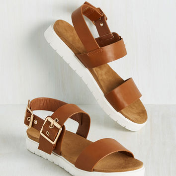 The Necessary Steps Sandal | Mod Retro Vintage Sandals | ModCloth.com