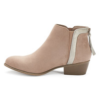 Candie's® Women's Layered Ankle Boots