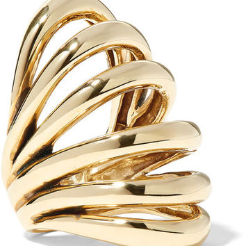 Lisa Eisner - Insolare bronze ring