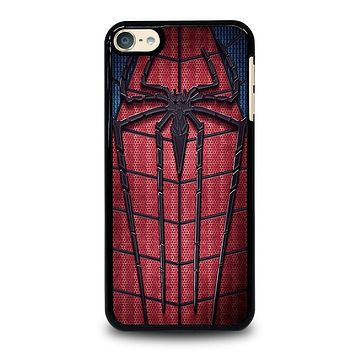 SPIDERMAN ICON MARVEL SUPERHERO iPod 4 5 6 Case