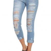 Marcella Ripped Jeans