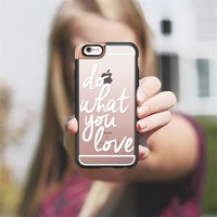 Do What You Love iPhone 6s Case by I Love Printable   Casetify