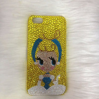 Crystallized Bling iPhone 5 case handmade w/ Swarovski element Princess