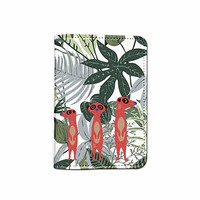 Safari Collection Passport Holder - Customized Travel Passport Covers - Passport Wallet_Emerishop