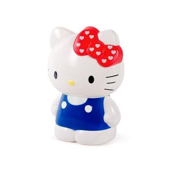 Hello Kitty Cartoon Desktop Trash Can Mini Garbage Can Desk Organizer 15*9*21cm 100g
