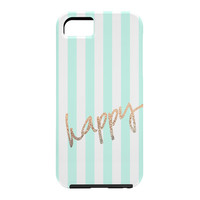 Monika Strigel Pretty Happy Mint Cell Phone Case