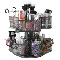 Nifty Home Products Cosmetic Organizing Carousel