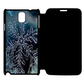 Frozen Sister Samsung Galaxy Note 4 Flip Case Cover