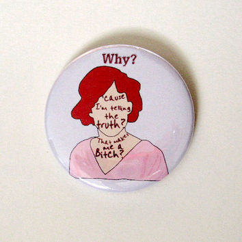 Breakfast Club Buttons 80s Movies Quotes Pins Buttons Molly Ringwald Pinback Buttons High School Teen Mood Pins Sayings