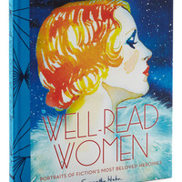 Chronicle Books Vintage Inspired Well-Read Women