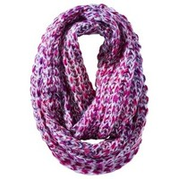 Mossimo Supply Co. Marled Infinity Loop Scarf - Purple
