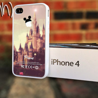 Disney iPhone 4 or 4S Case  Disney Themed iPhone Custom by IFNH