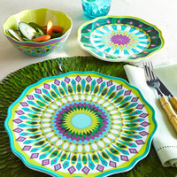 Moroccan Dinner Plate