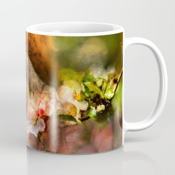 You Foxy Thing Mug by Theresa Campbell D'August Art