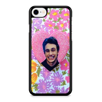 James Franco Freak And Geeks Be Loved Iphone 8 Case