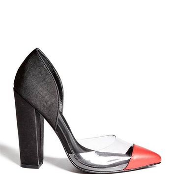 Elena Pump at Guess