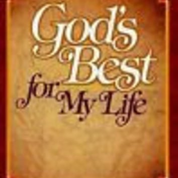 God's Best for My Life Ogilvie, Lloyd John Hardcover 1981