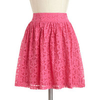 The Thing to Bring Skirt | Mod Retro Vintage Skirts | ModCloth.com