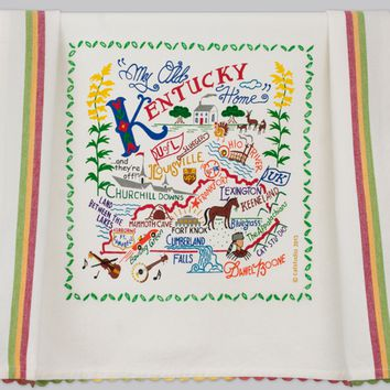 catstudio - Kentucky Kitchen Towel