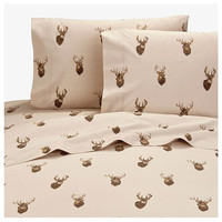 Browning Whitetails Conventional Bedding Sheet Set
