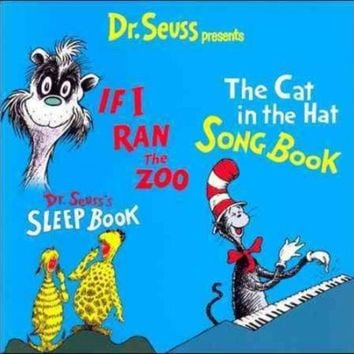 DCCKB62 DR. SEUSS PRESENTS CAT IN THE HAT SON