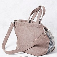 Free People Womens West End Vegan Tote