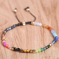 12 Constellation Lucky Stone Beads