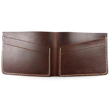 Slim Billfold (Brown)