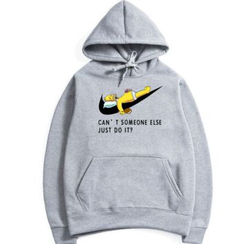 CAN'T SOMEONE ELSE JUST DO IT HOODIE SWEATHSIRT