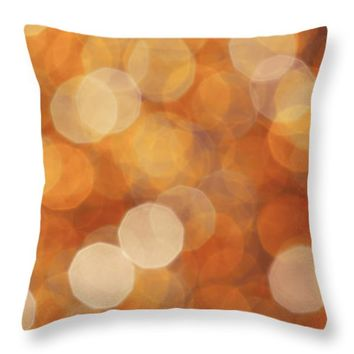 "Firelight Throw Pillow for Sale by Jan Bickerton - 14"" x 14"""