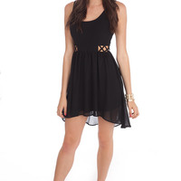 Lush Checkmate Dress Womens Dresses - Casual Dresses - Semiformal Dresses - Sundresses from For Elyse