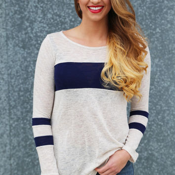 Casual Date Long Sleeve Knit
