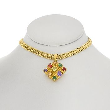 Crown Jewels Choker