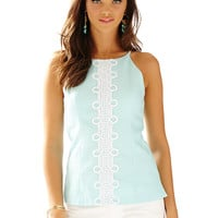 Lilly Pulitzer Annabelle Halter Top