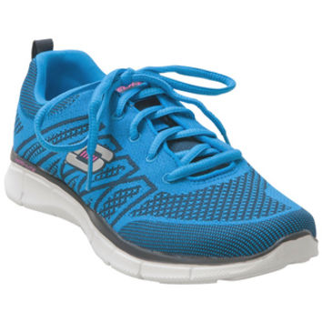 Skechers Equalizer Above All Blue Blue Sneaker