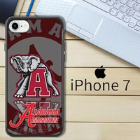 Alabama Crimson Tide X3309 iPhone 7 Case