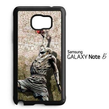 DCKL9 Michael jordan slam dunk carbonite V0979 Samsung Galaxy Note 5 Case
