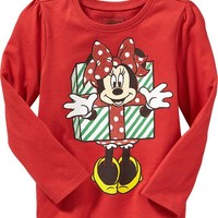 Disney© Minnie Mouse Holiday Tees for Baby