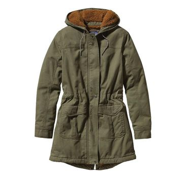 Patagonia Women's Insulated Prairie Dawn Parka