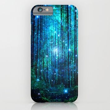 magical path iPhone & iPod Case by Haroulita