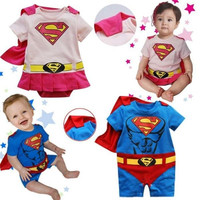 Baby Bodysuit Pack New Infant Cotton and Breathable Bodysuit Hot Children Wrap and Comfortable Short Sleeve Slim Baby Clothes