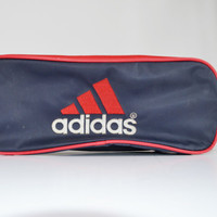 Vintage Adidas Travel Bag Equipment Bag Mens Shave Accessory Bag Tote Bag