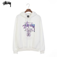Women's and men's Stussy  Sweatshirt for sale 501965868-0128