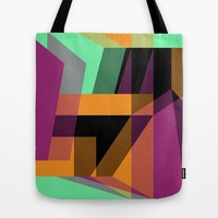 Composition I/III Tote Bag by Susana Paz | Society6