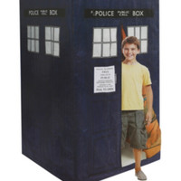Doctor Who Step-In TARDIS Indoor Outdoor Tent