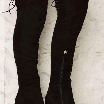 Verali Hayley Vegan Suede Boot