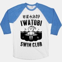 Iwatobi Swim Club | HUMAN