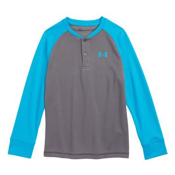 Under Armour Henley T-Shirt (Toddler Boys & Little Boys) | Nordstrom